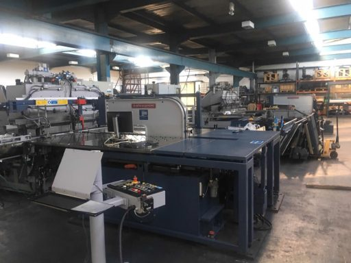 Salvagnini P4 1712 HPT 1996 Panel Bender